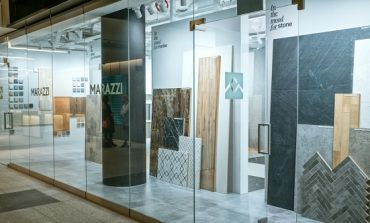 Primo showroom a Varsavia per Marazzi