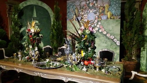 Conviviando porta l'art de la table a Palazzo Reale