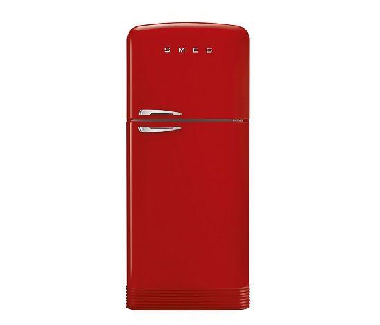 Il frigorifero anni 50 di Smeg si rinnova