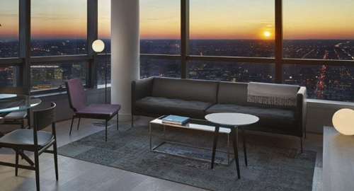 Lema Contract per l'Aka residential building a Philadelphia