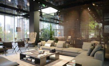 B&B Italia apre un nuovo store a Shanghai