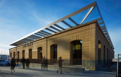 Cielo firma gli ambienti bagno di Eataly Trieste