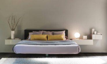 Lago sfida la forza di gravità con il letto che fluttua