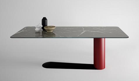Lago con Bold Table sfida la gravità