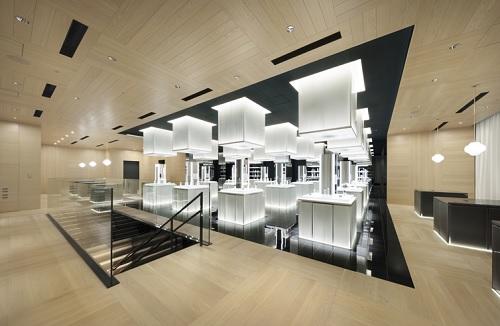 Nendo firma il nuovo concept di Shiseido