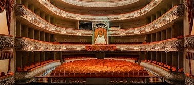 Poltrona Frau per il Mikhailovsky Theatre