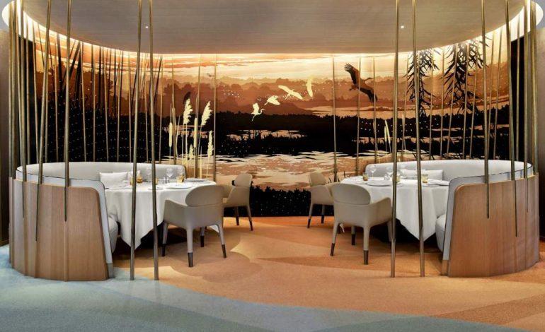 Pedrali nell'albergo più antico dell'Alsazia