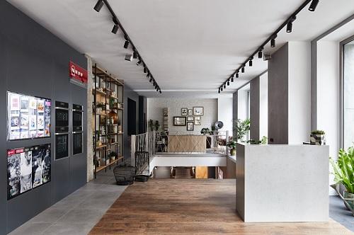 Neff apre il suo primo Collection Brand Store