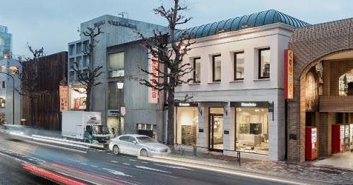 Nuovo showroom a Tokyo per Rimadesio