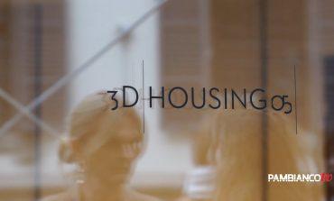 3D Housing, a Milano la prima casa 'stampata'