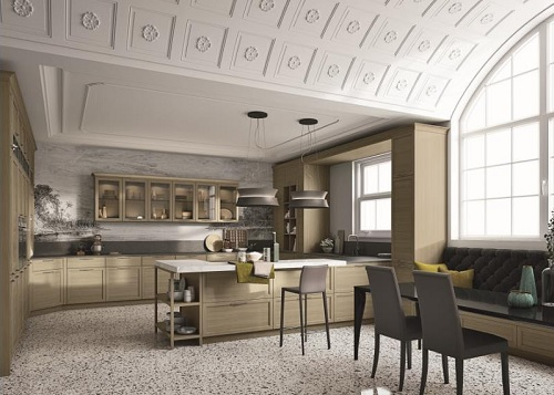 Luxury e Contemporary, le due anime di Doimo Cucine