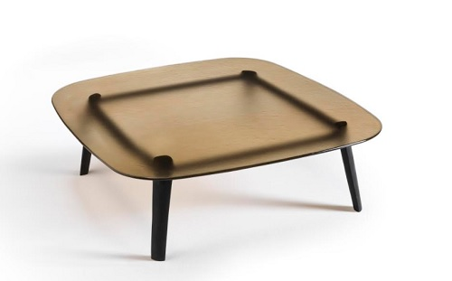 Magma di Fiam Italia diventa coffee table