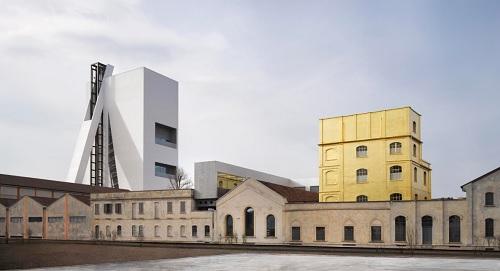 Fondazione Prada apre la Torre