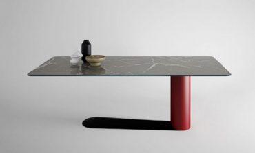 Lago sfida la gravità con il tavolo Bold