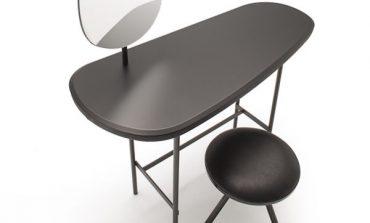 Living Divani presenta il vanity desk Pebble