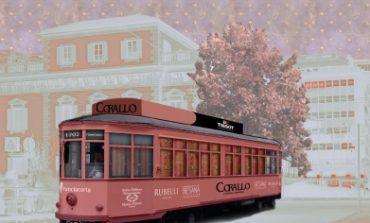 Rubelli design partner del Tram Corallo di Cristina Celestino