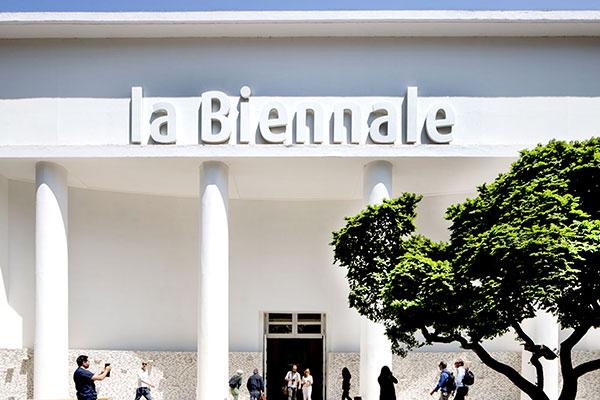 A Venezia, l'architettura si presenta 'Free'