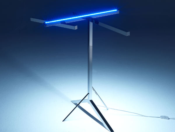 Jcp chiama Nanda Vigo per le lampade Sun-Ra
