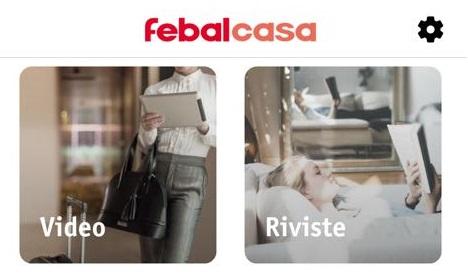 Febal Casa lancia la nuova app