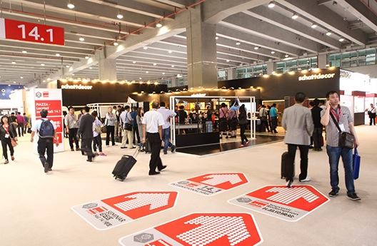 Visitatori a +7,8% a Interzum Guangzhou