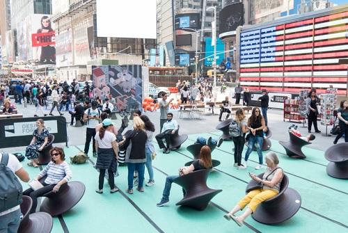 Magis & Herman Miller al Design Pavilion di NY