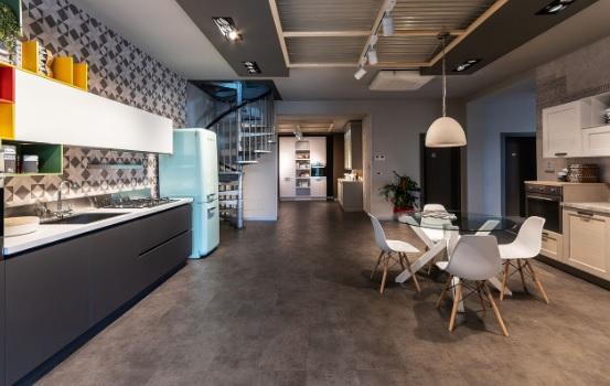 Stosa Cucine debutta in Umbria a Città di Castello