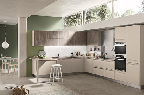 Veneta cucine amplia la gamma carrera con f1 pambianco design - La veneta cucine ...