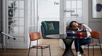 Calligaris si rinnova con 'My home'