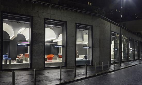 Antoniolupi raddoppia a Milano – Pambianco Design