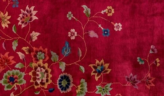 Antique, i tappeti tradizionali cinesi di Golran