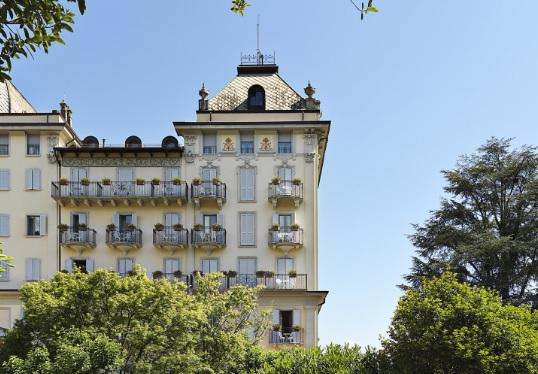 Milesi per il Grand Hotel des Iles Borromées & Spa