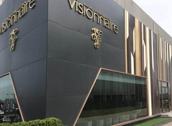 Visionnaire inaugura il 13° monobrand in Cina