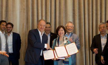 Estel in Asia con Aurora Group