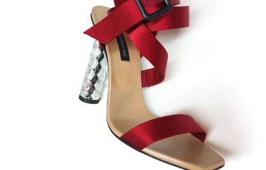 Baccarat partner di Diego Dolcini per le calzature