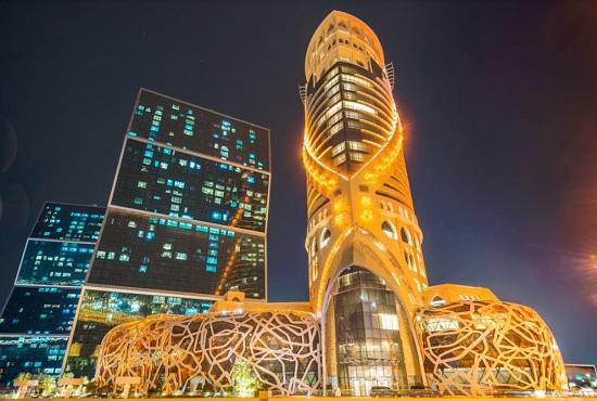 La ceramica tecnica Fmg veste il Mondrian Doha