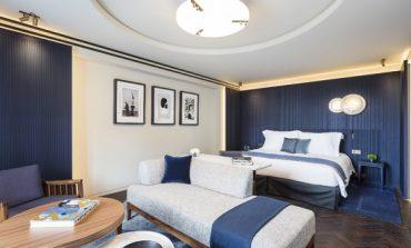 Lema arreda il restaurato hotel Lutetia