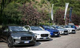 Con I-Pace Jaguar 'studia' l'e-mobility in Italia