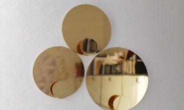 Orbit, appendiabiti ispirato all'architettura