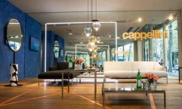Cappellini a Parigi con le sedute High Time