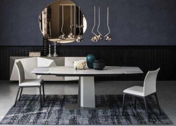 Nuovi tavoli per Cattelan Italia