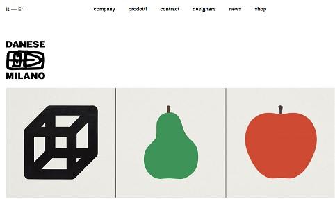 Danese lancia il nuovo sito 'responsive'