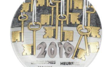 Fornasetti, una pioggia di chiavi per il Piatto Calendario