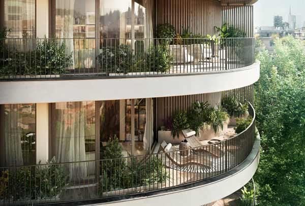 Isola 10, prende vita il progetto residenziale
