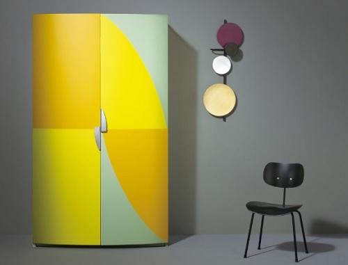 Alessandro Mendini e Hi-Macs  per Sanwa Company