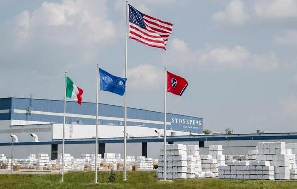 Cresce il business ceramico nel Tennessee