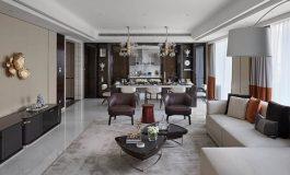 Turri crea l'appartamento campione per The One
