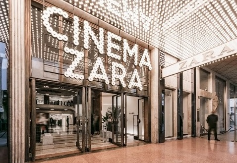Elsa Urquijo Architects firma il restyling di Zara
