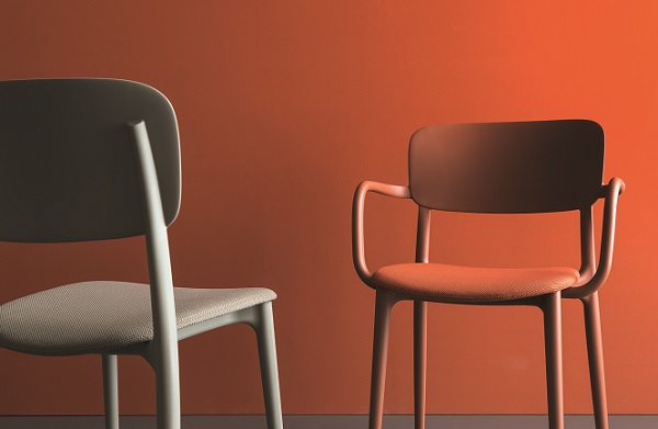 Calligaris nell'hospitality con Liberty Soft