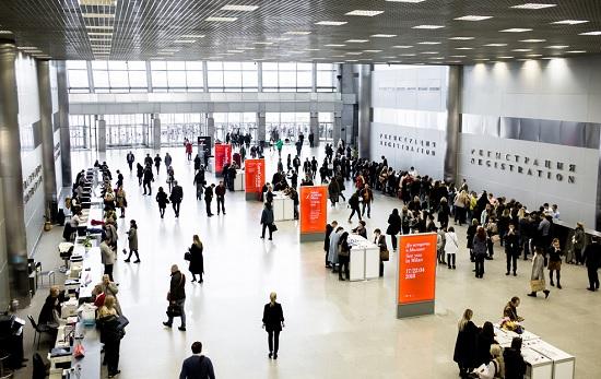 Al Salone di Mosca oltre 30mila visitatori