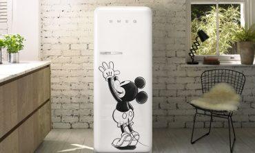Smeg con Disney, frigoriferi Fab in limited edition